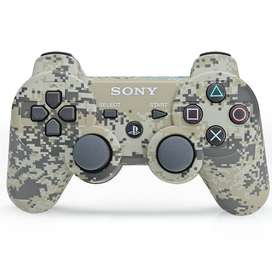 control camuflado de play station 3