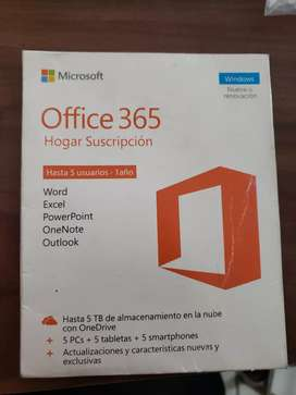 Licencia original de OFFICE 365