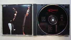 CD de Luis Miguel original Segundo Romance 1994