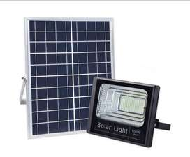 Reflector Led 100w Solar Luz Blanca