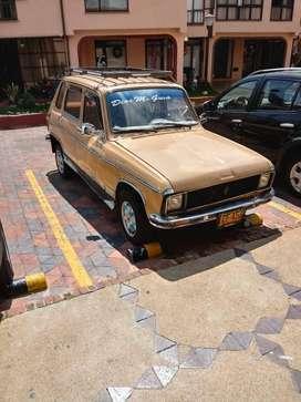 Vendo Renault 6 en muy buen estado