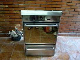horno antiguo para enpotrar en pared gas natural longvie
