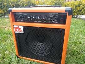 Amplificador de Guitarra Eléctrica/electroacustica RDS, 15 watts, perfectas condiciones