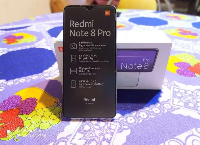 Xiaomi note 8 pro 64gb 6gb ram 0