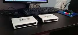 Switch SATRA 8 puertos 10/100 Mbps