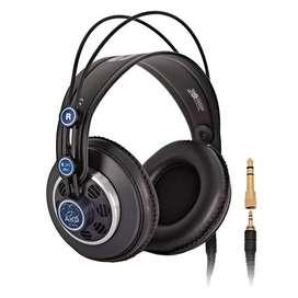Audífono profesional para estudio AKG K240 MKII