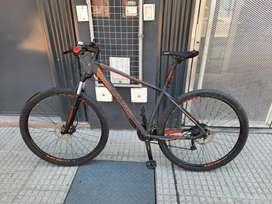 Bicicleta Vairo Xr 4.0 2020 Rodado 29 Acera 27 Velocidades Talle M