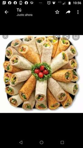 Comidas y platos especiales