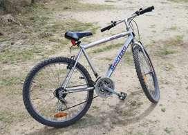 Vendo bicicleta montero