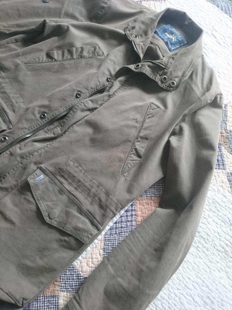 chaqueta militar 0