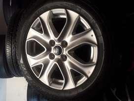Rines Y Llantas 16 de Ford Ecosport
