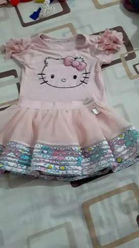 Conjunto hello kitty