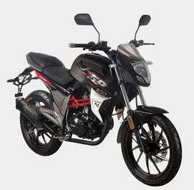 Moto Shineray GP 200 Facilidades de pago Incluye Matricula, Caso y Revision, Precio negociable