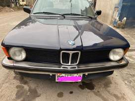 BMW E21 OVERHAUL A FABRICA