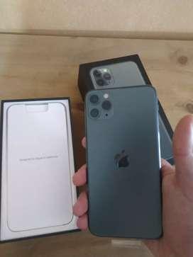 Líquido iPhone 11 Pro Max 64 gb(Nuevo)