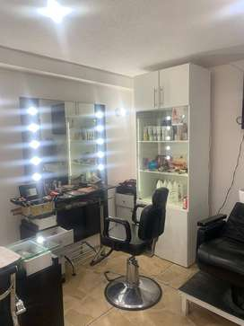 En venta negocio peluqueria estética centro norte