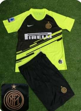 Fútbol uniformes