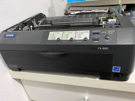 Impresora fx-890