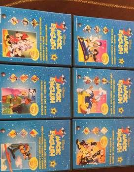 Disney's Magic English para aprender inglés.