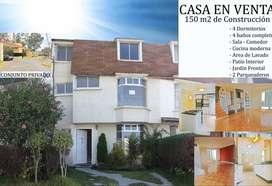 Hermosa Casa Estilo Americano - Conjunto Privado Jardines de Carcelén