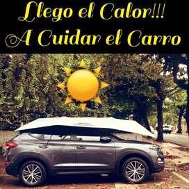 Sombrilla Para Carro Protege Tu Carro del Sol ENVÍO GRATIS EN CALI