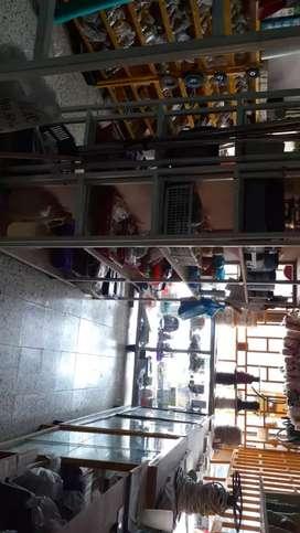 Venta de ferretería y fabrica de lavaderos