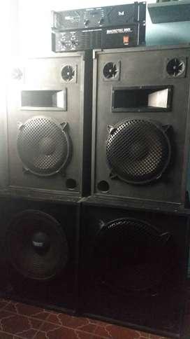 Vendo Equipo DJ Profesional Completo
