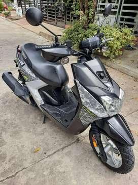 moto yamaha BWS 125 EDICION LIMITADA