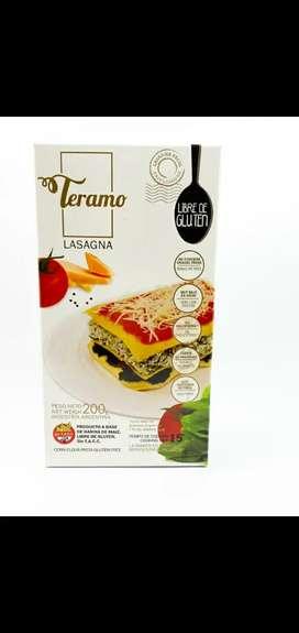 Lasagna sin tacc
