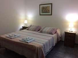 MENDOZA precioso departamento centrico PLAZA ITALIA, turismo, equipadísimo.