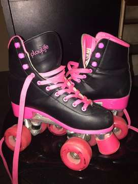 Patines profesionales Nro 38 impecables