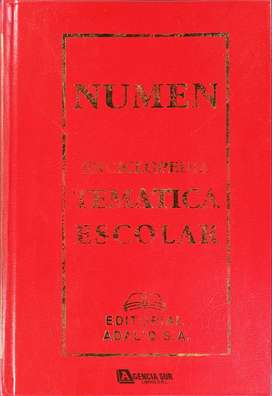 NUMEN, Enciclopedia Temática Escolar