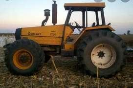 Tractor maquinaria pesada