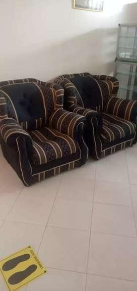 Poltronas/sillas