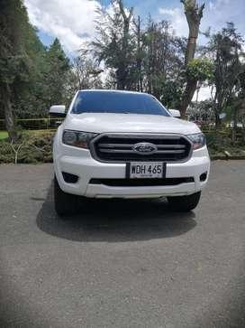 Vendo camioneta publica Ford Ranger 2020 4x4