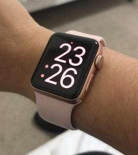 Apple Watch Serie 3 Rose Gold