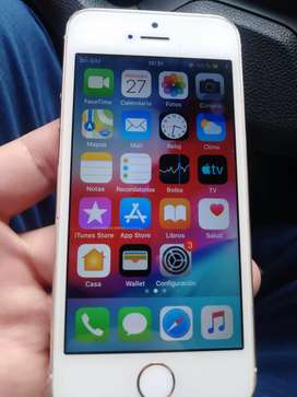 Iphone 5s 16 gb  negociable