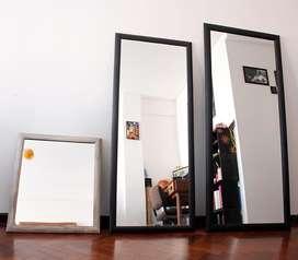 Espejo con Marco de 6cm O con Moldura
