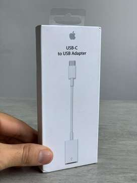 Usb-C To Usb Adapter Apple
