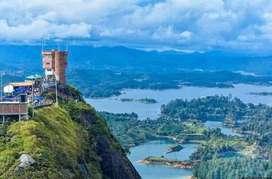 Renta de finca de recreo en guatape Antioquia