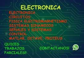 CIRCUITOS MATLAB OCTAVE ELECTRONICA FISICA SISTEMAS DINAMICOS CONTROL SEÑALES Y SISTEMAS PYTHON CONTROL 