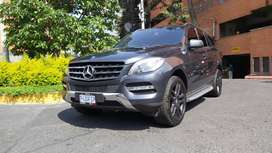 MERCEDES BENZ ML 350 2015 DE AGENCIA