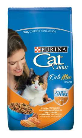 Cat chow De Purina 21k