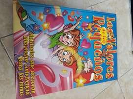 Enciclopedia valores para niños