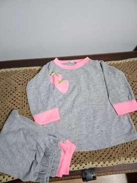 Pijama de bebé talla1