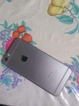 Vendo iphone 6 o cambio