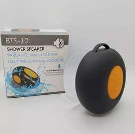 Parlante Bluetooth Para Ducha Bts10 + Envió