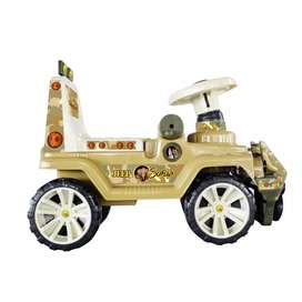 Carro Montable Safari Jeep