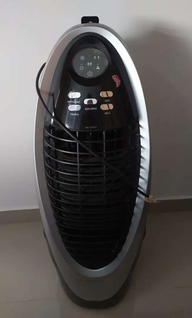 Enfriador de aire portatil
