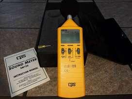 Medidor de sonido (Decibelimetro) CPS sm-150